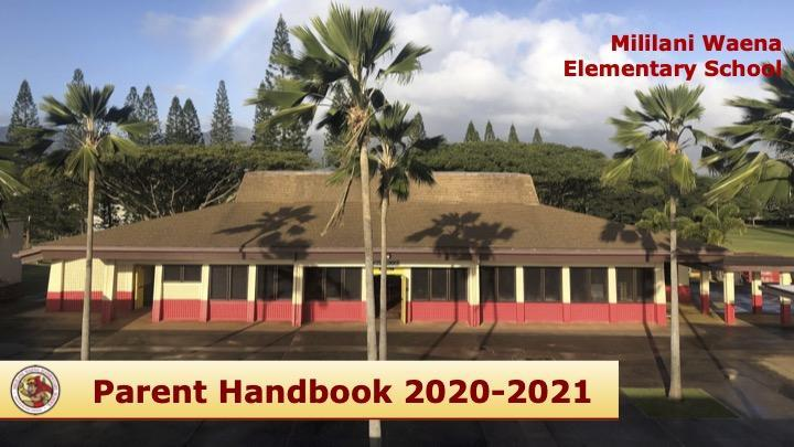 Parent Handbook Updated for 2021 2022 SY Featured Photo