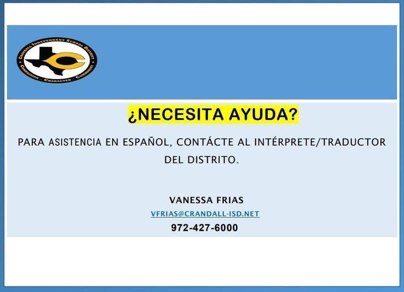 ¿Necesita asistencia en español? Featured Photo