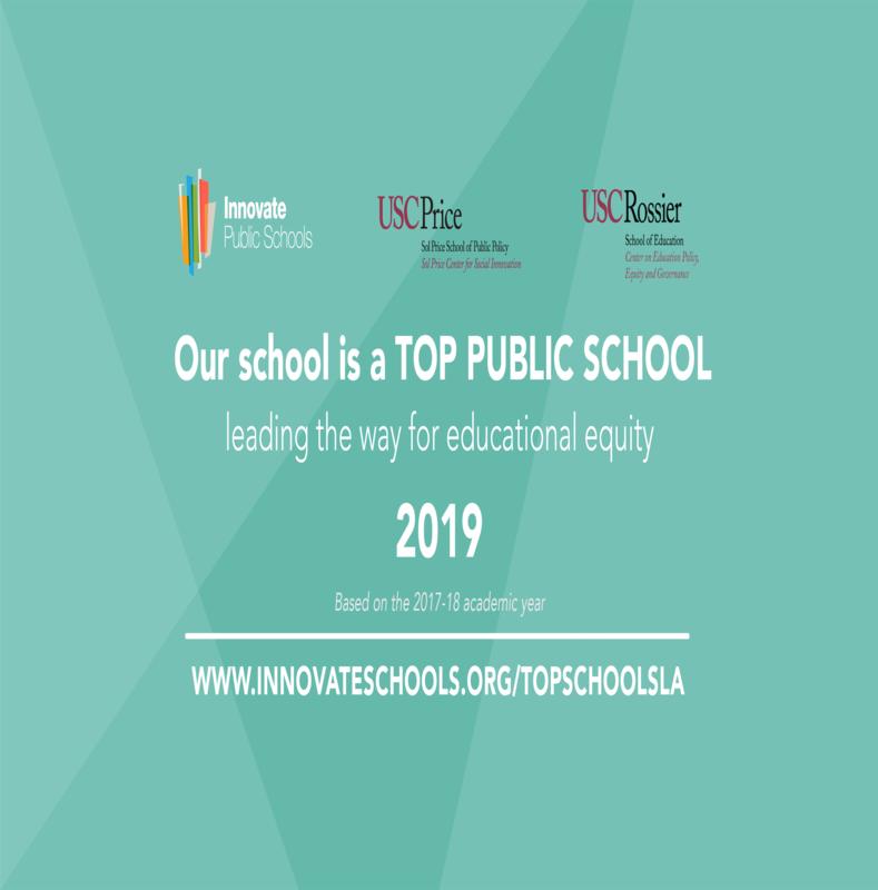 Top Schools Award