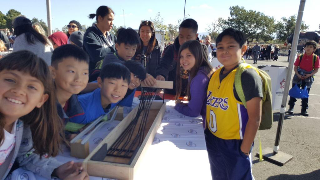 Reinforcing STEM lessons about energy at Ducks First Flight Field Trip