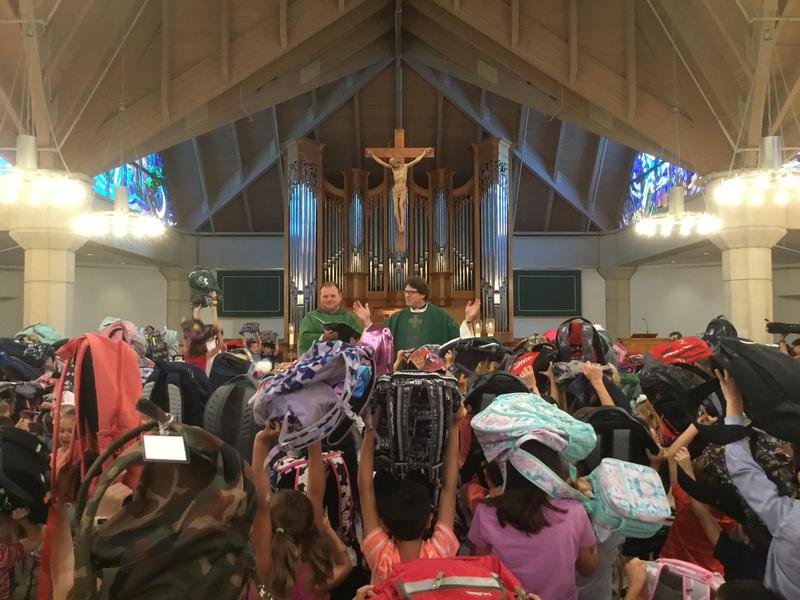 Back to School Mass & Picnic a Huge Success Thumbnail Image