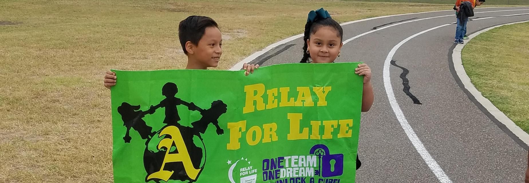 Escobar/Rios Relay for Life