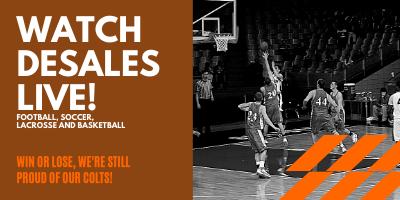 Watch DeSales Sports Online