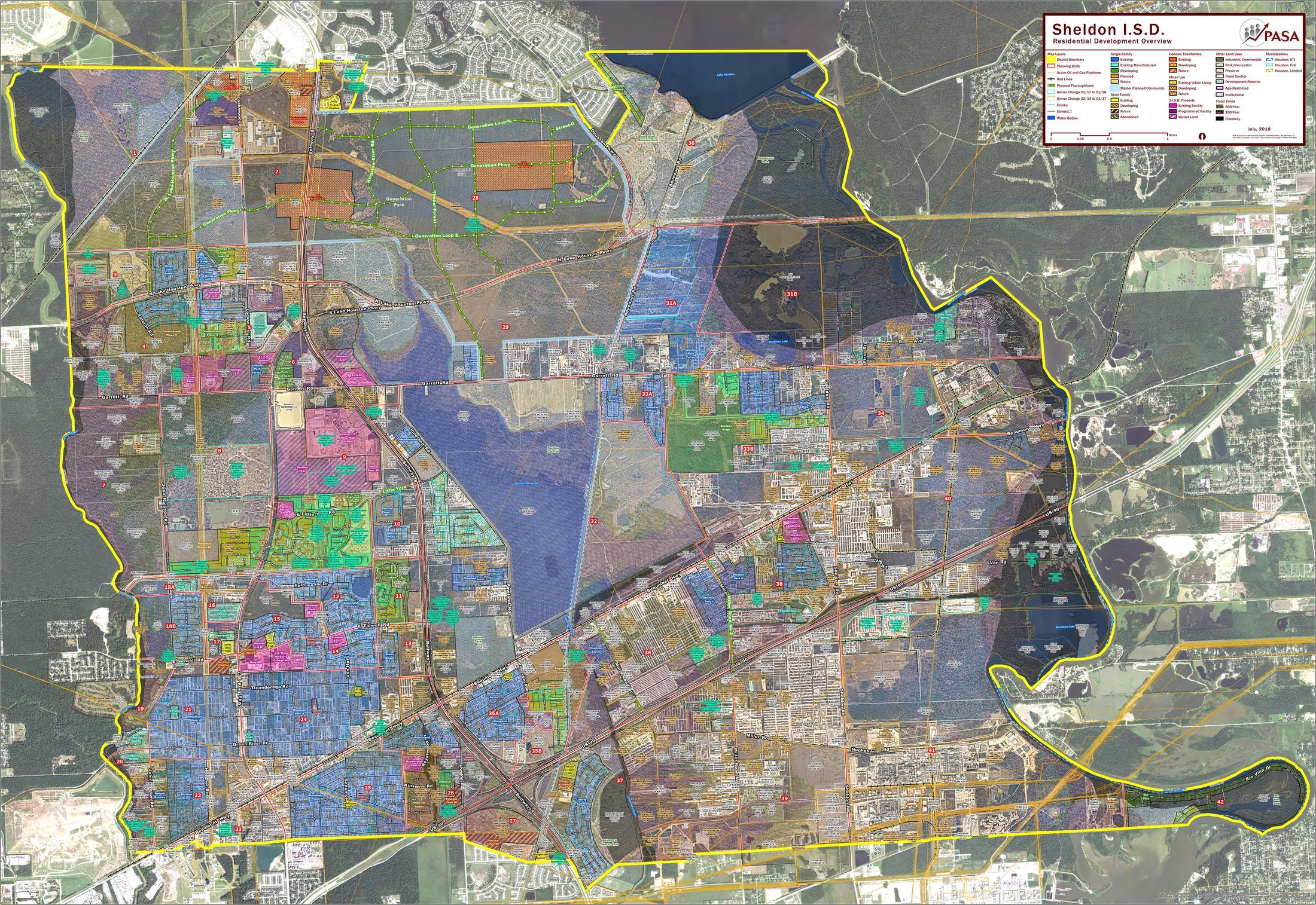 Home – Attendance Boundaries / Maps and Zoning – Sheldon ISD