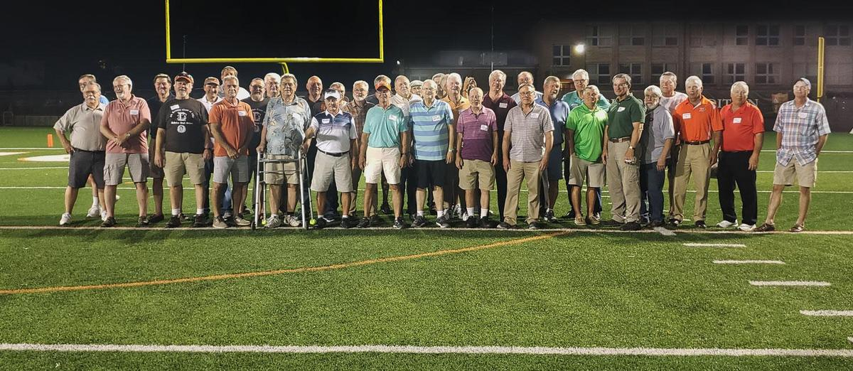 DeSales 50th Year Reunion