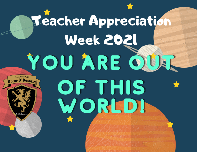 Happy Teacher Appreciation Week to an AMAZING Team! Thumbnail Image