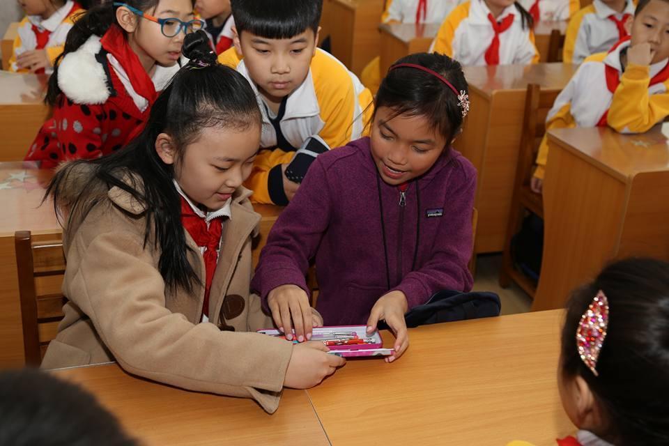 China Trip NWCA