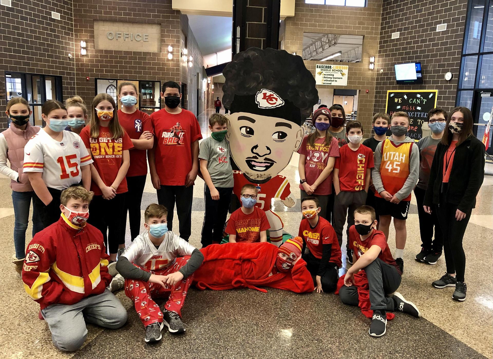 Care Cats with Mahomes