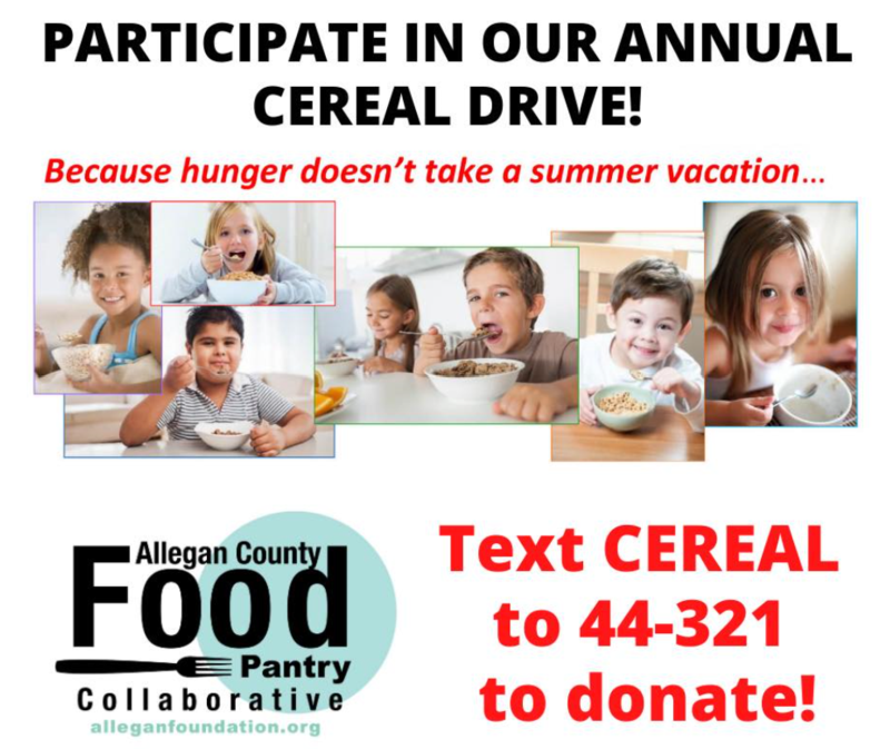 cereal drive