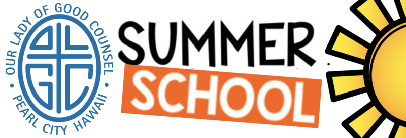 SUMMER SCHOOL REGISTRATION CLOSES MAY 29, 2020! (open to non-OLGC School students) Featured Photo