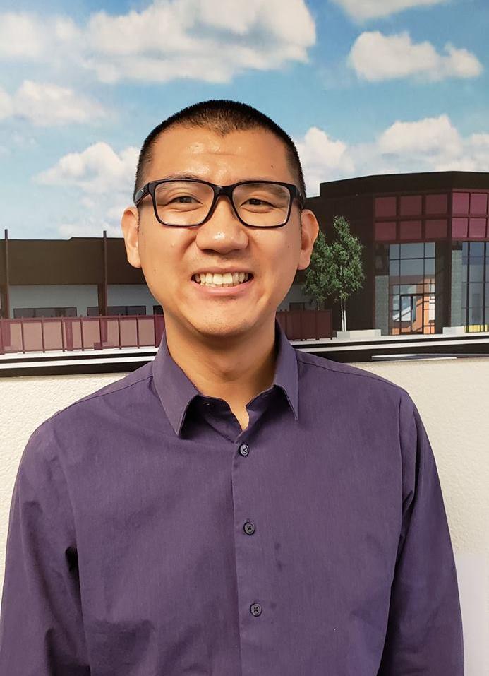 AMSG Principal Jack Chang