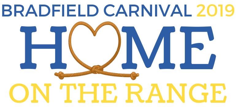 Bradfield 2019 Carnival logo