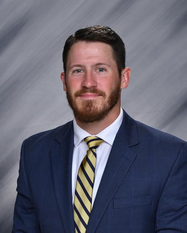 Holy Cross Names Benjamin Sines Head Coach of Cross Country and Track and Field Featured Photo