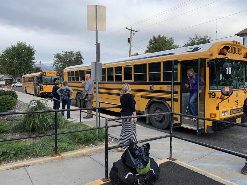 6th Graders Headed to Outdoor School Featured Photo