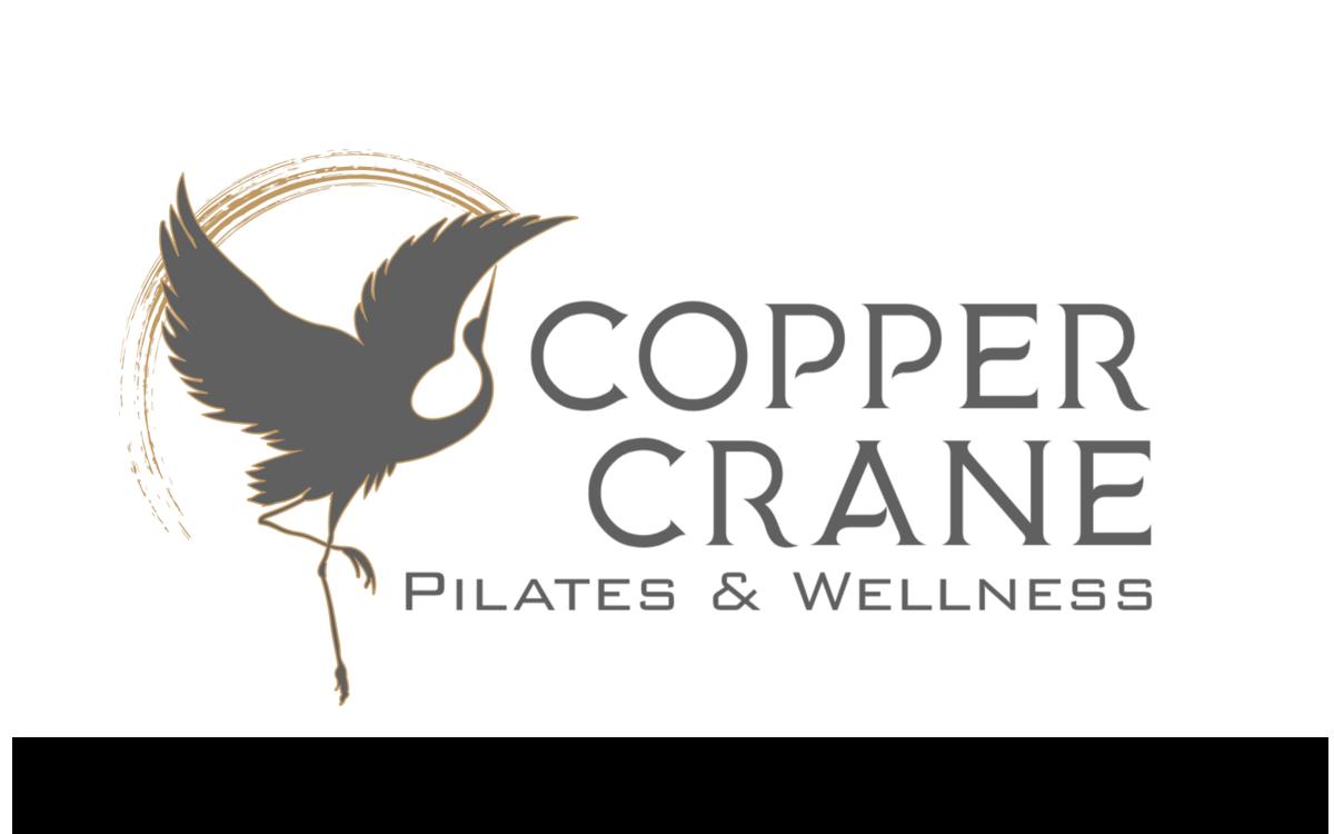 copper crane