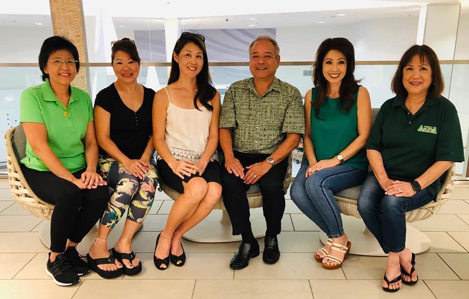 PTSO Board Members