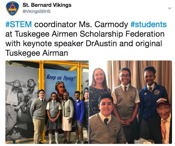 Stem School Los Angeles: St. Bernard Catholic High School