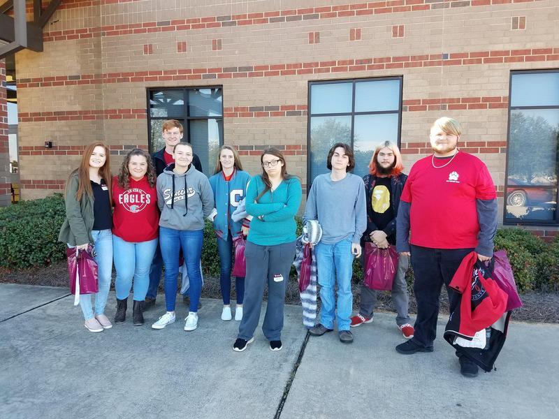 Junior Scholars visit Winthrop Featured Photo