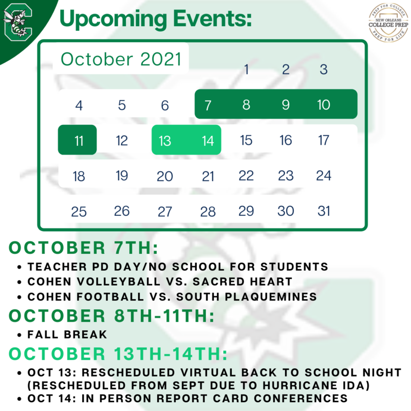 Mark your calendars, Hornets! Featured Photo
