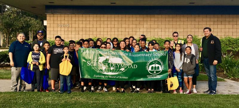 Rancho Celebrates National Walk to School Day - 10/10/2018 Featured Photo