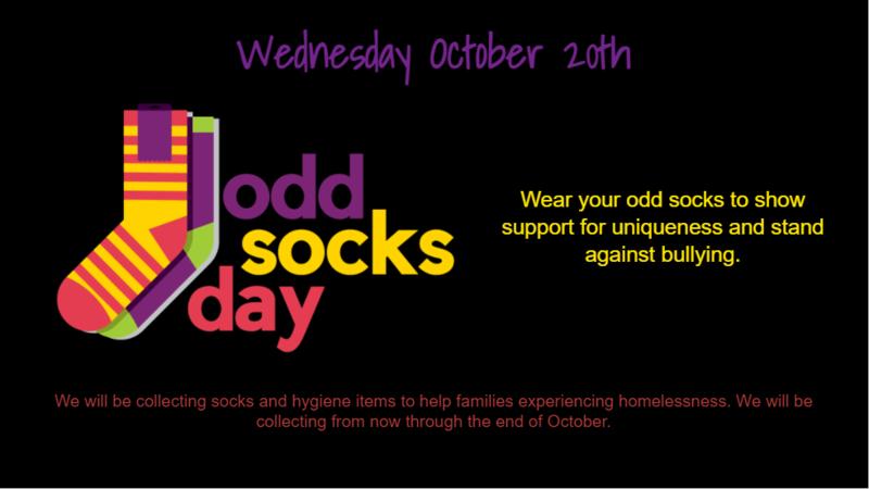 Odd Socks Day Featured Photo