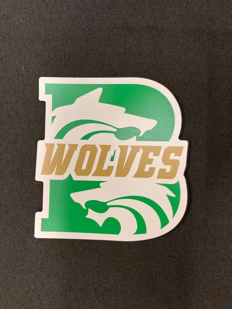 Wolf B Magnet