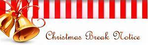 CHRISTMAS BREAK Thumbnail Image