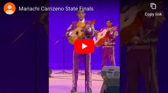 Mariachi Carrizeno State Finals Featured Photo