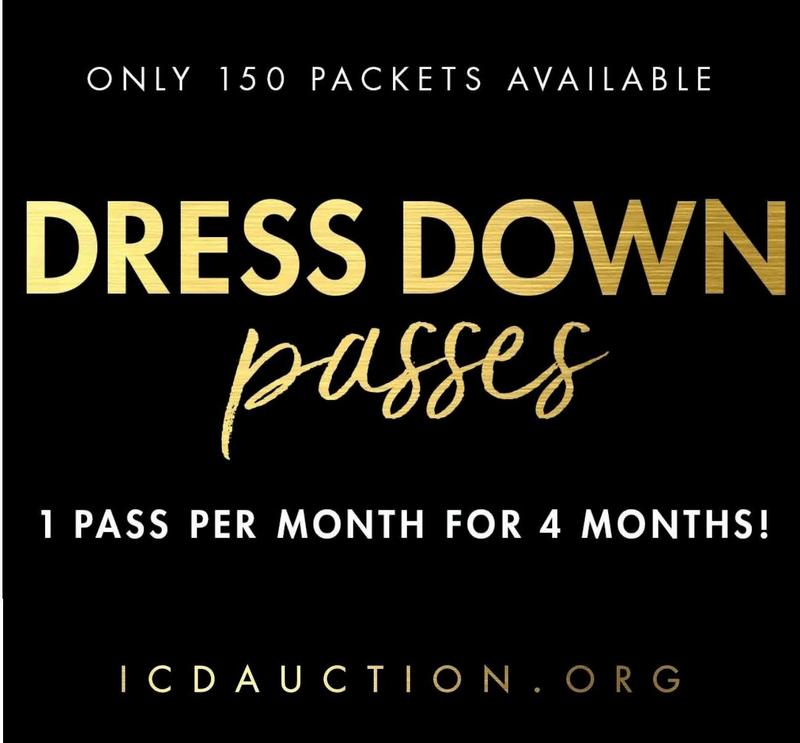 Dress Down Passes Featured Photo