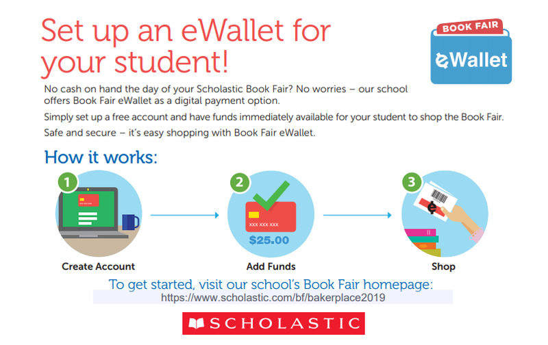 eWallet! Digital Payment Option for the Book Fair! Featured Photo