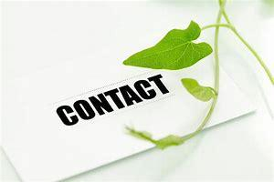 contact wording with plant