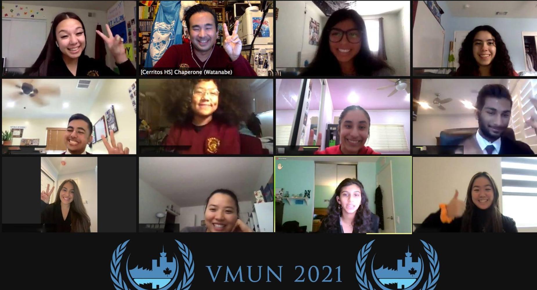 Virtual MUN 2-1-21