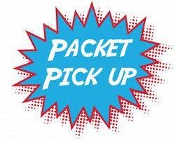 *NEW DATE* Packet Pick up Wednesday January 27th Featured Photo