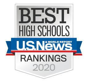 us news & world report 2020 high schools