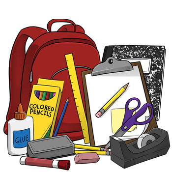 Recommended School Supplies List Featured Photo