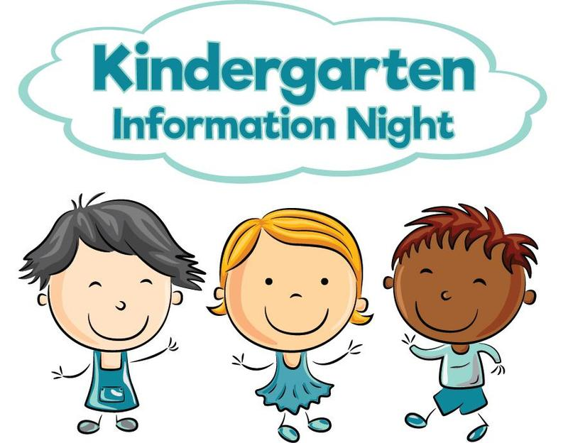 kinder info night