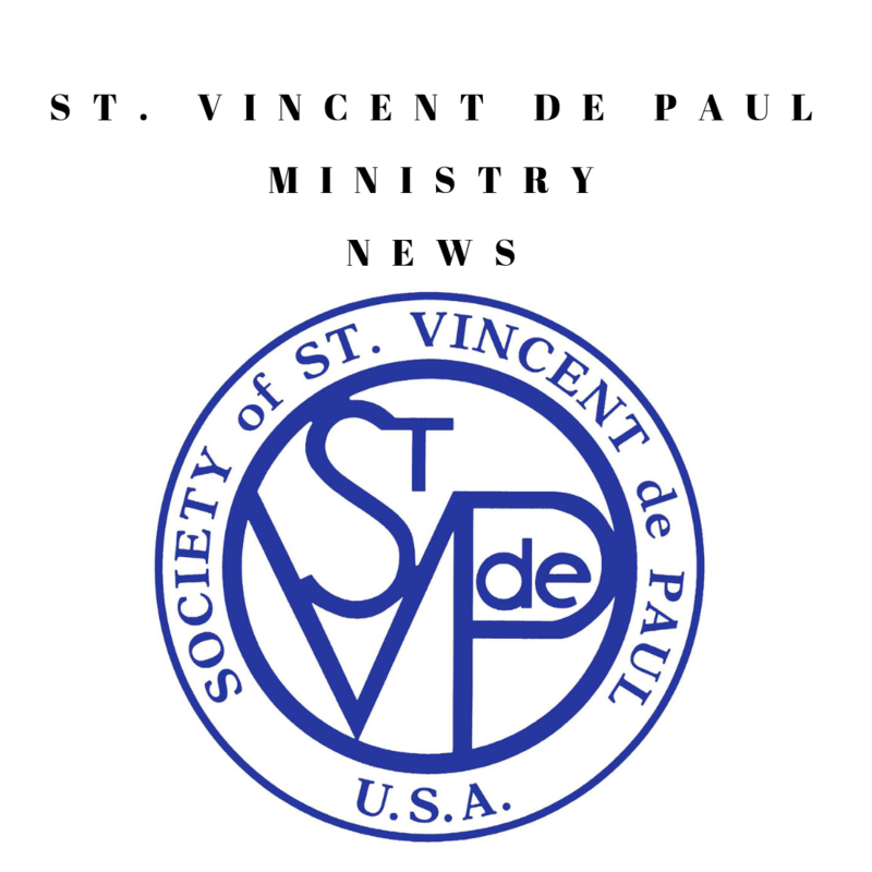 St. Vincent de Paul News Featured Photo