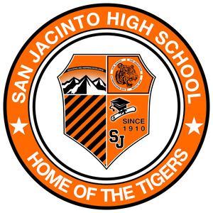 San Jacinto High School logo