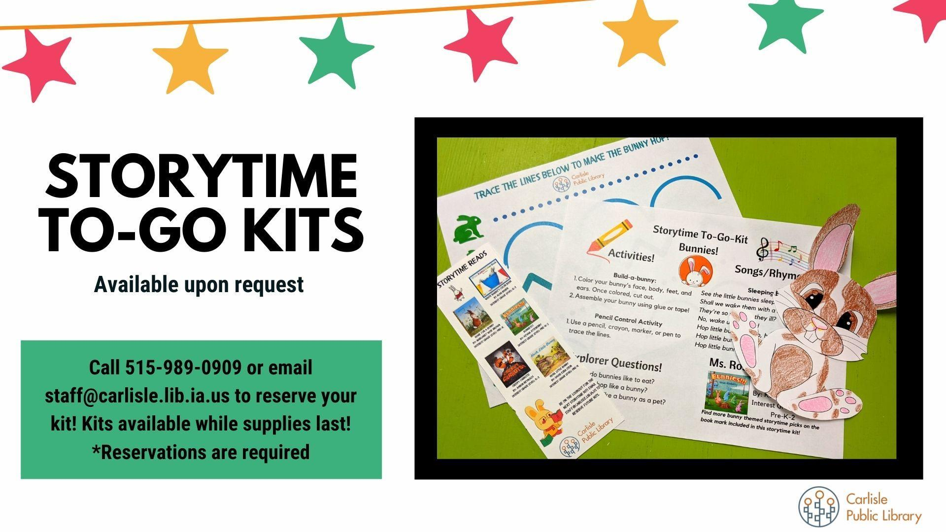 Storytime Kits