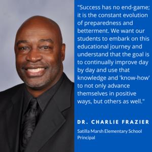 Dr. Charlie Frazier