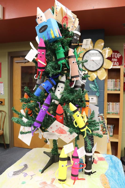 Image of The Day the Crayons Quit tree