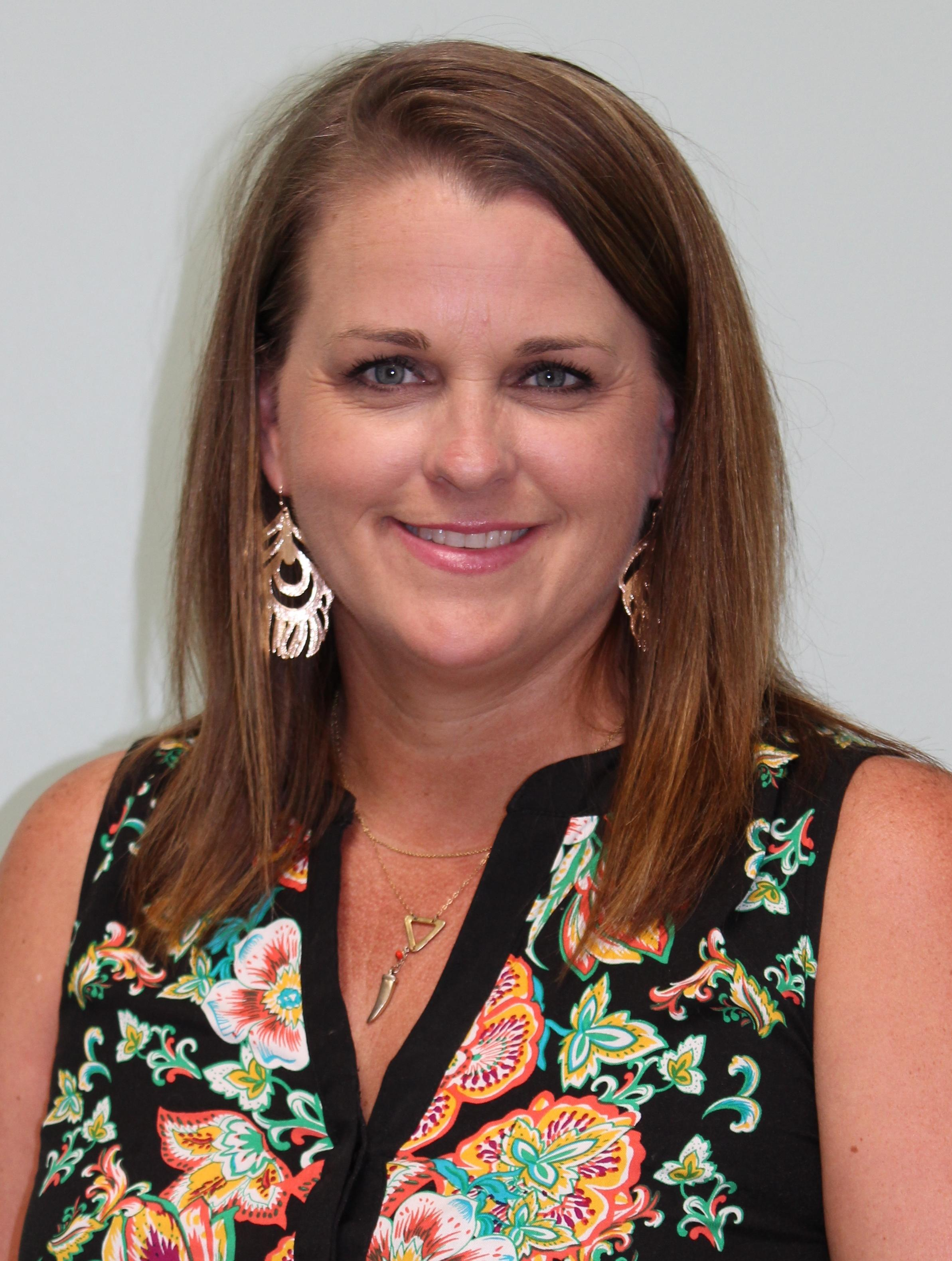 Photo of Shanie Bowers. Director of Special Education Services