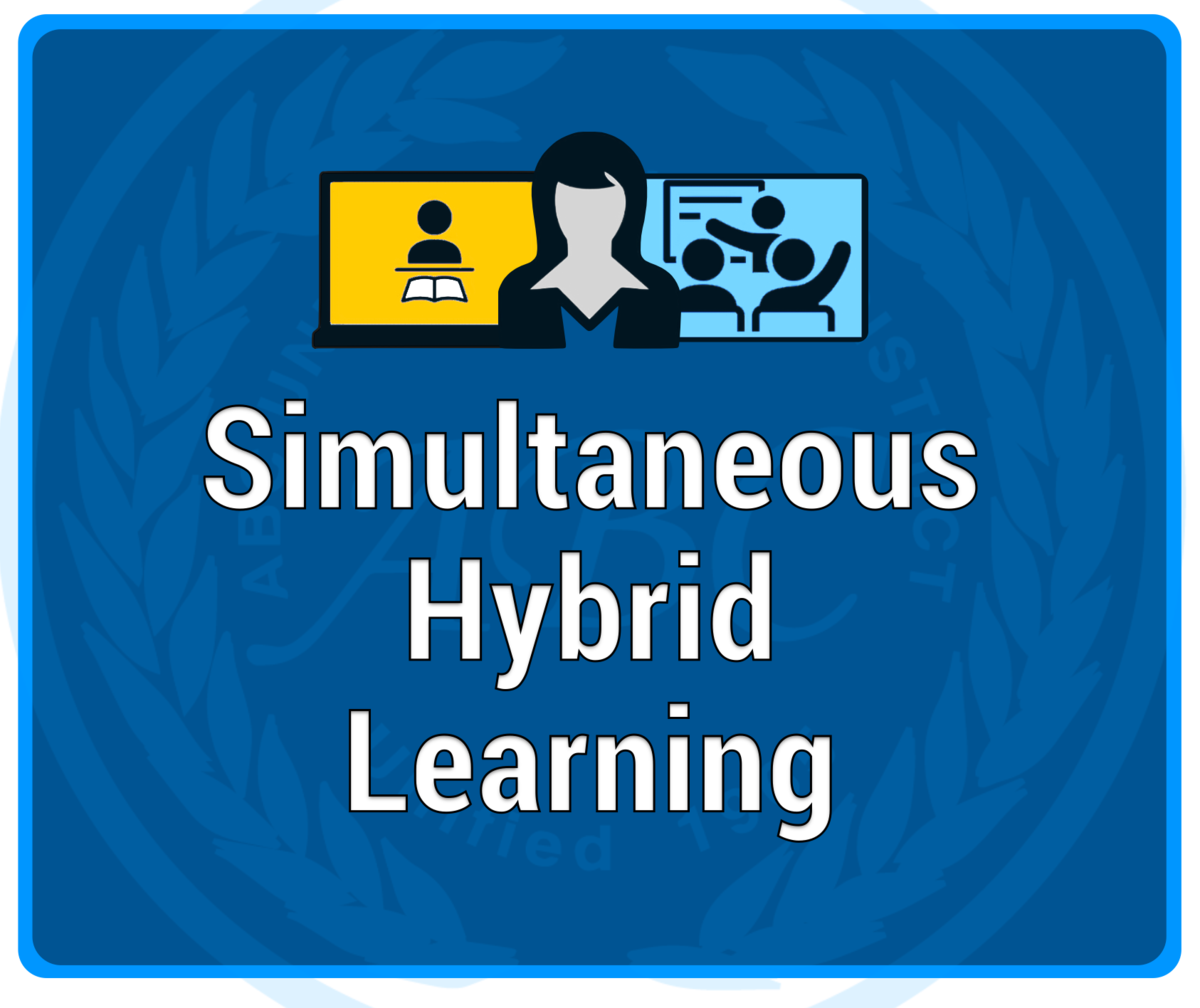 Hybrid Learning logo