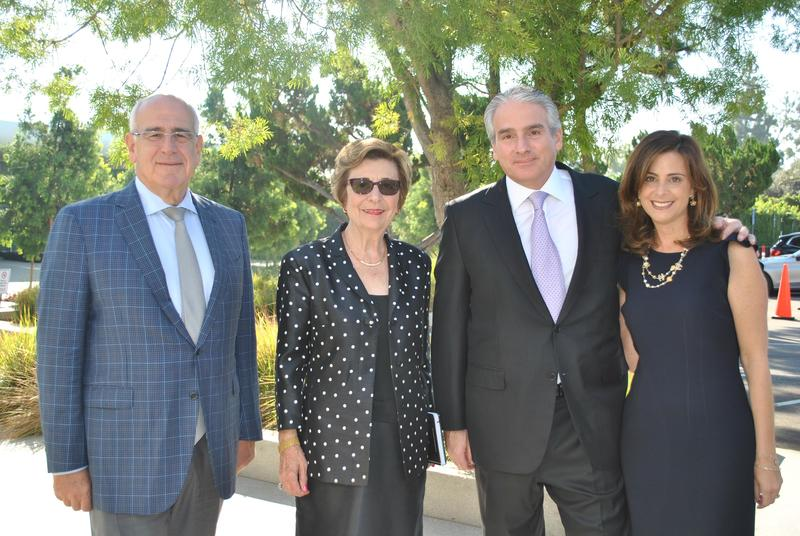 Mr. Berge Setrakian's Visit to AGBU MHS Featured Photo