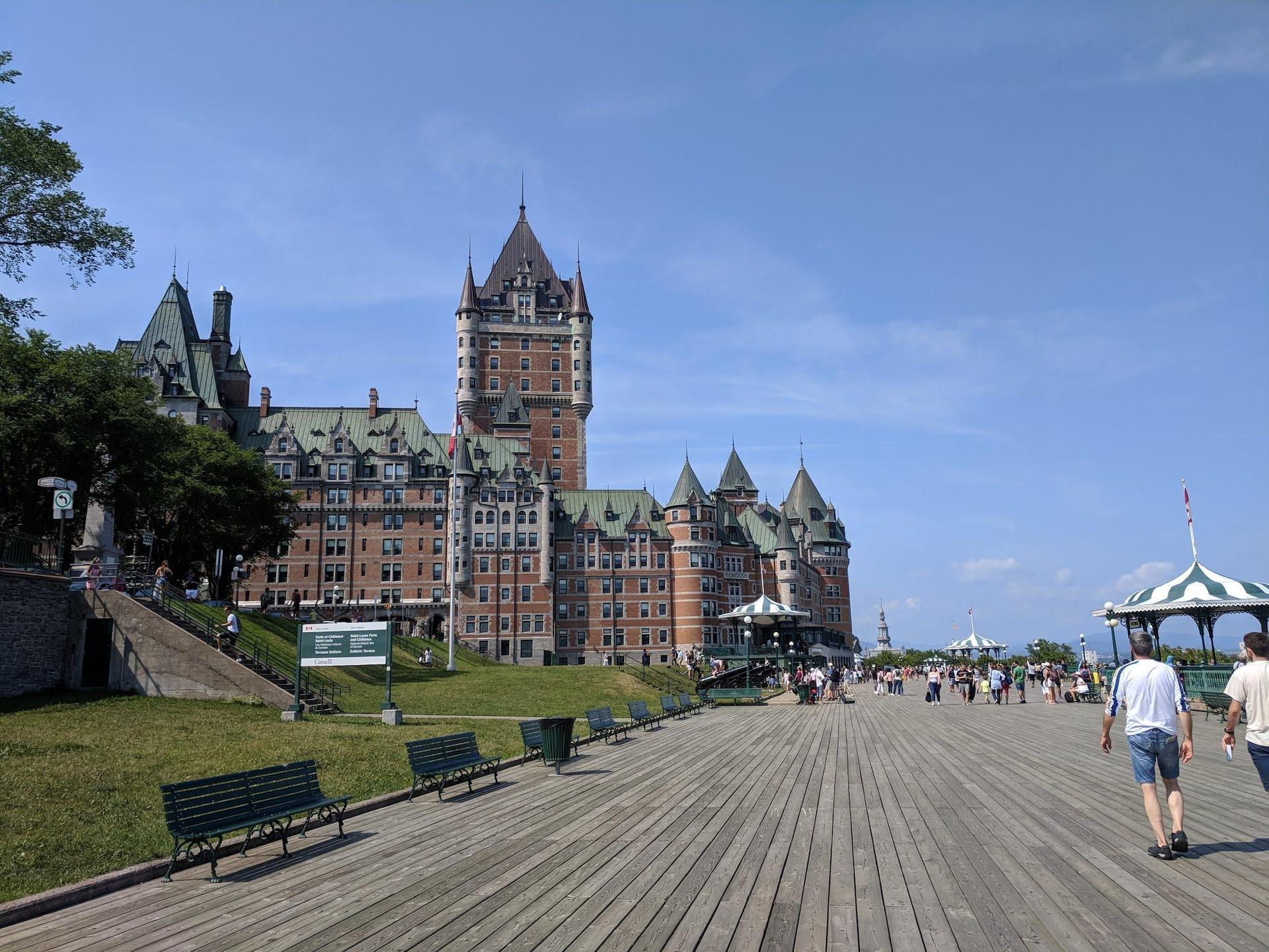 Quebec - Chateau Frontenac