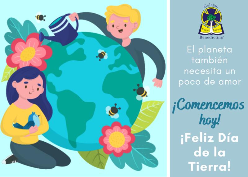 Hoy 22 de abril, se conmemora el Día Internacional de la Tierra. 🌎 Featured Photo