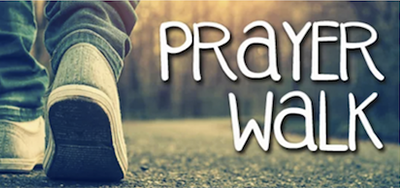 Prayer Walk for the New School Year Featured Photo