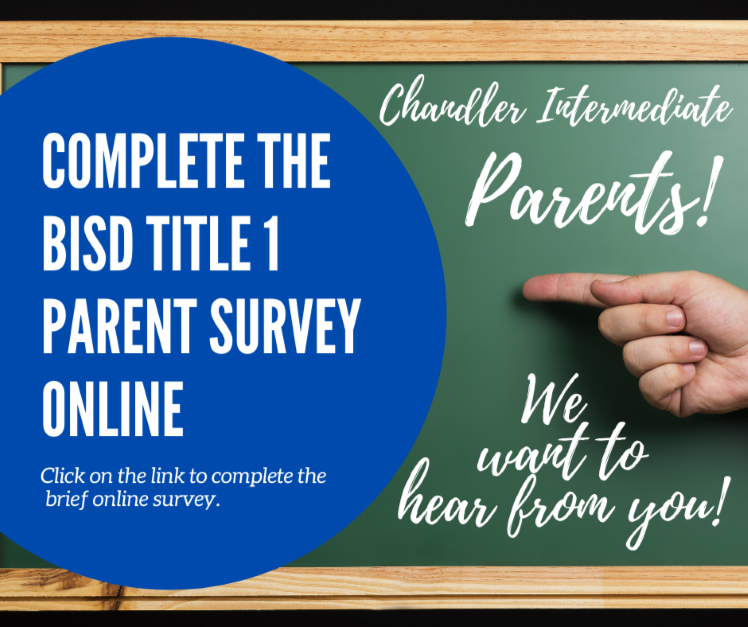 It's time to hear from our BISD parents! Featured Photo