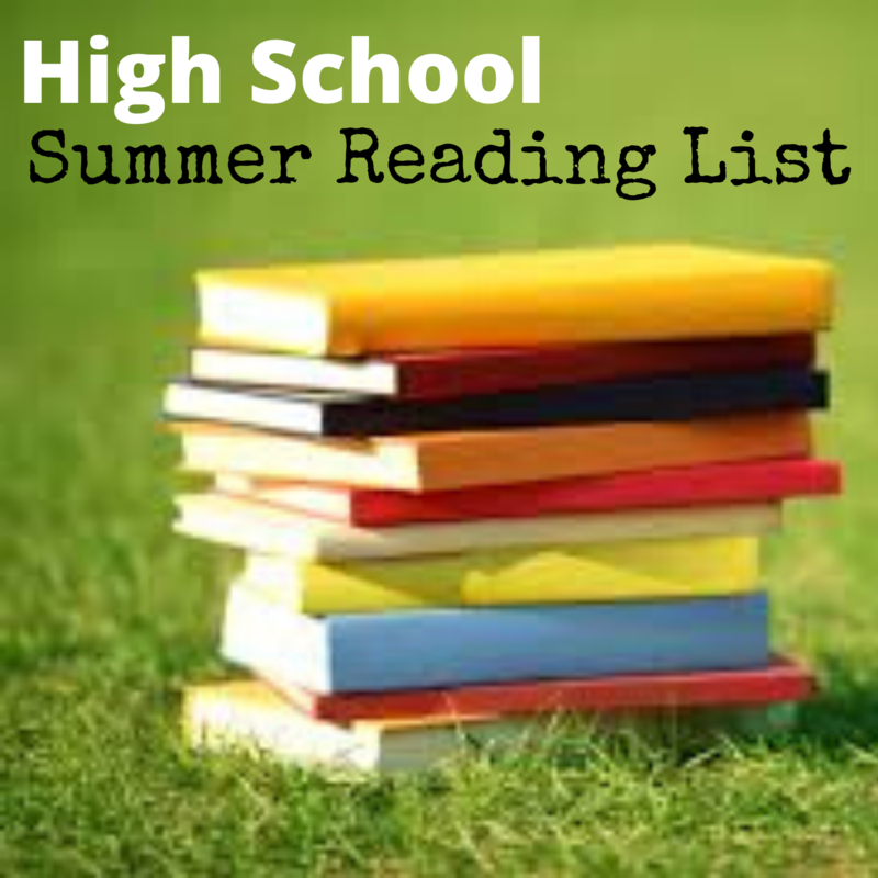 High School English Summer Reading Lists Thumbnail Image