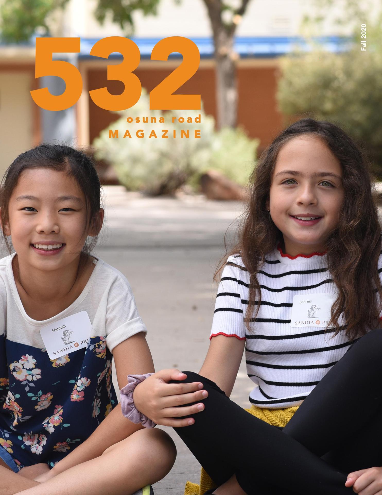Fall 2020 - 532 Magazine - Sandia Prep